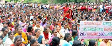 Challenging caste, class & gender violence:  in defence of dalit women's human rights.