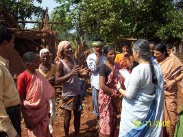 SA Report of an AIDWA delegation to Kandhamal December 2008