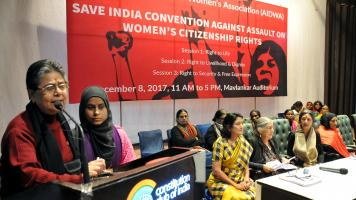 Women Call For A United Struggle Against Regressive Politics
